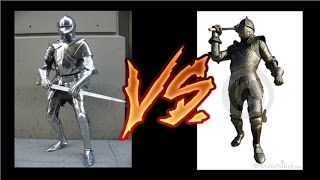 Sword vs Mace