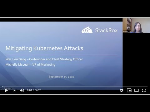 Mitigating Kubernetes attacks