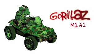 Gorillaz - M1 A1 - Gorillaz