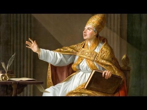 Pope Saint Gregory the Great Saints & Angels Catholic Online