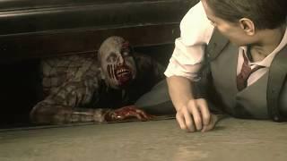 Resident Evil 2 [Полное прохождение за Леона] [Part 1]