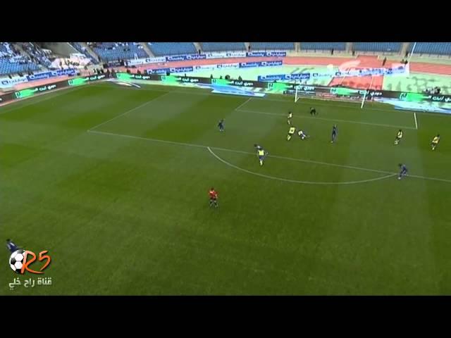 الهلال «1 - 0» النصر دوري زين السعودي