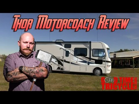 Thor Motor Coach - Thor ACE first RV Last RV