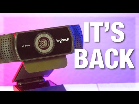 Logitech C922 Review: Hail to the King