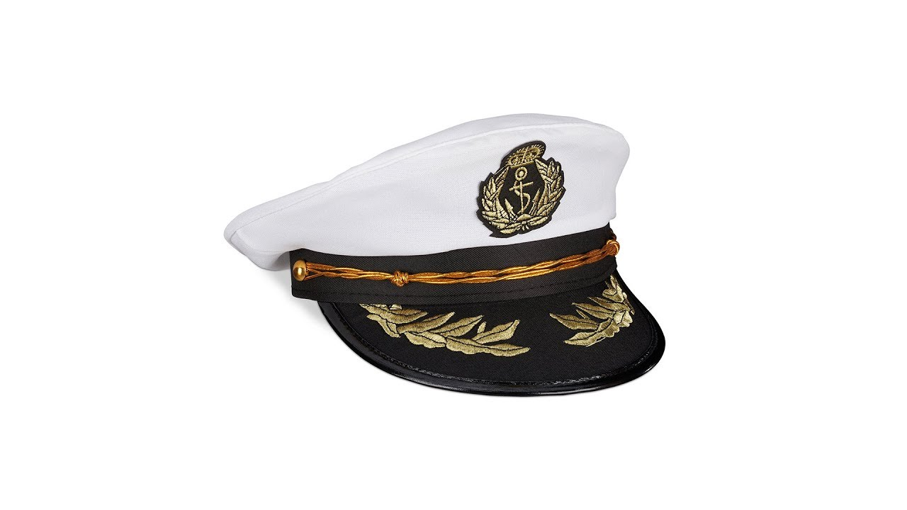 Video von: Kapitänsmütze