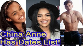 Top Boys China Anne Mcclain Has Dated !! 2018