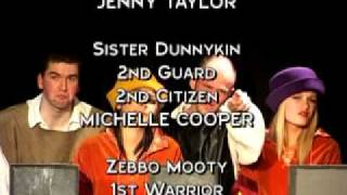 Terry Pratchett's Guards! Guards! Performance (Credits)