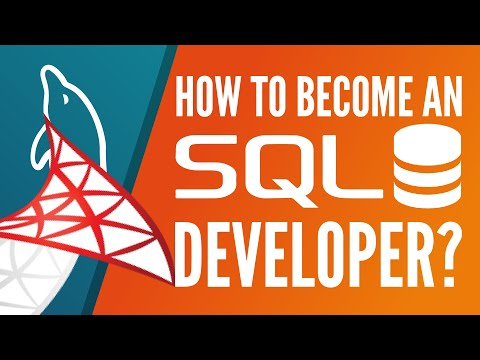 How to Become an SQL Developer - YouTube