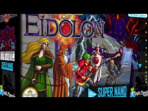 One Minute Tabletop Review - Fire of Eidolon