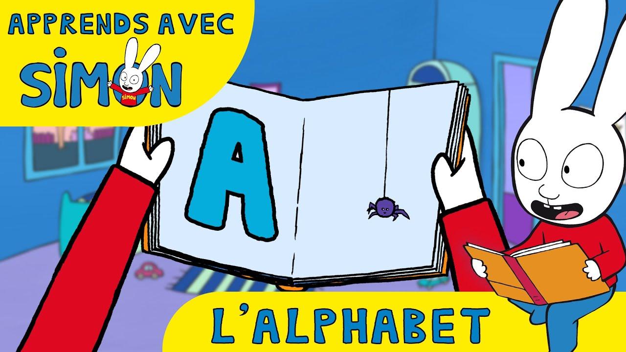 L'alphabet avec Simon