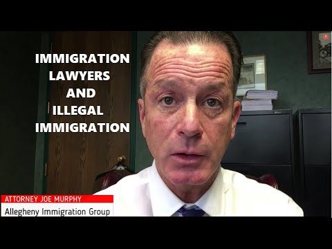 video thumbnail Illegal Immigration and Immigration Lawyers