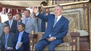 Казах - Назарбаеву: ты вышел из грязи и никогда не будешь ханом!
