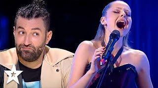 Her Cover of 'SWEET DREAMS' WOWED Judges! | Got Talent Global