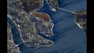 Земля Фото со спутника.Слайдшоу.