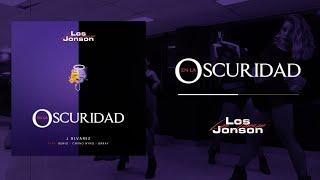 J ALVAREZ FEAT GENIO, CHYNO NYNO, BRRAY - EN LA OSCURIDAD (AUDIO COVER) LOS JONSON