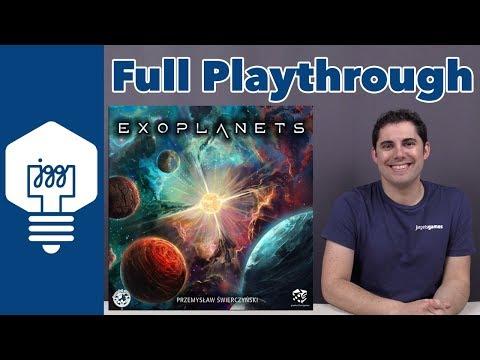 JonGetsGames - Exoplanets Full Playthrough
