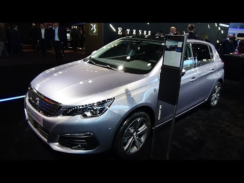 2019 Peugeot 308 Tech Edition PureTech 130 – Exterior and Interior – Paris Auto Show 2018