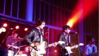 Arkells - Kiss Cam - Live 2013