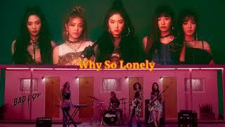 Wonder Velvet - 'Lonely Bad Boy' (Mashup)