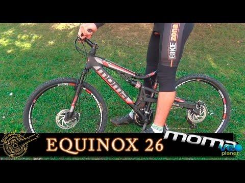 Test Moma EQUINOX 26