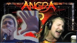 ANGRA - LATE REDEMPTION Vocal Cover (feat Bruno Neves and Rob Lundgren)