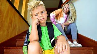 Tydus PRANKED his Teacher and GOT SENT HOME! *Big Trouble*