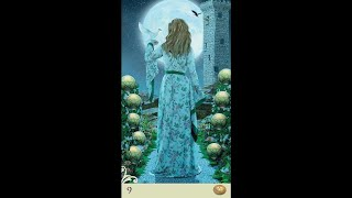 Card of the Day: Nine of Pentacles (Coins)