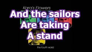 Kara's Flowers(Maroon 5)  - Sleepy Windbreaker [HQ + LYRICS]