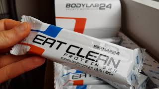 Foodtest: BodyLab24 Eat Clean Proteinriegel