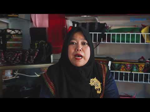 Yuyun Bordir I Mitra Binaan Kanwil BRI Banda Aceh