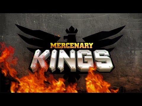 Mercenary Kings vyjde na PlayStation 4 začátkem příštího měsíce