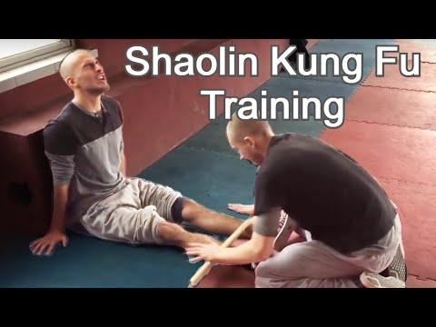 9 Months of Kung Fu Training in China - Wang Xing Long Kung Fu School