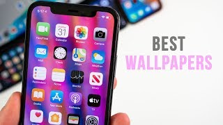 The BEST Wallpaper Apps For IPhone! (2020)