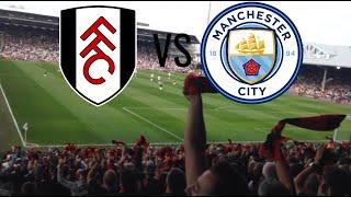 Fulham Vs Manchester City