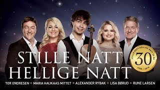 Årets artister til Stille natt hellige natt turnéen - Video