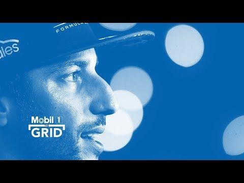 Back-To-Back – Red Bull's Daniel Ricciardo Previews The 2018 F1 Bahrain & Chinese Grands Prix | M1TG