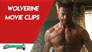 Wolverine | X-Men | Film Scene | HD | Part 1 | mcu |