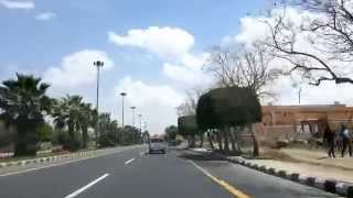 preview picture of video 'Abha Air Port road'