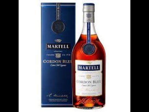Martell Cordon Bleu Cognac Review No. 23