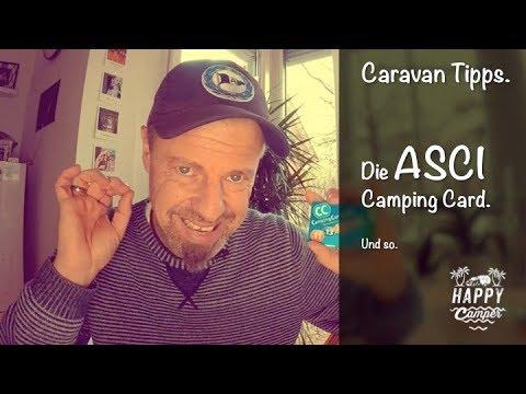 HAPPY CAMPING   Vorstellung ACSI Camping Card   Stellplatzführer