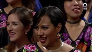 Conversando con Cristina Pacheco - Coro de la Fundación Sebastián