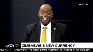 Zimbabwe's New Currency