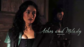 Athos & Milady- Haunted love