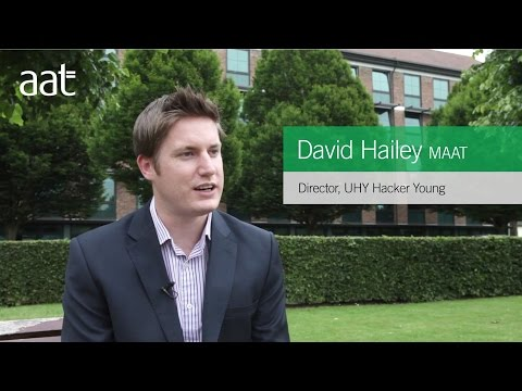 AAT qualifications with UHY Hacker Young