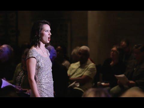 """Singing the role of Castitas in Hildegard's """"Ordo Virtutum"""""""