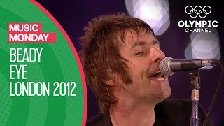 Wonderwall - Beady Eye @ London 2012 Olympics Closing Ceremony | Music Monday
