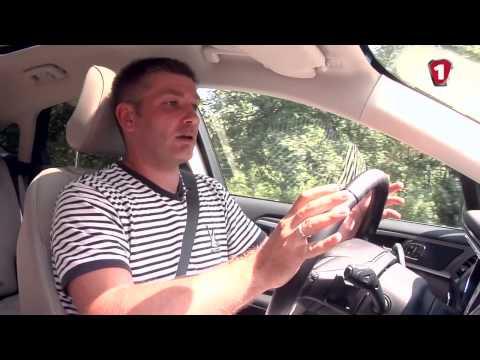 Ford Mondeo Liftback Лифтбек класса D - тест-драйв 1
