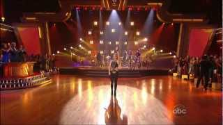 Shakira - `` Hips Don't Lie `` Dancing With The Stars