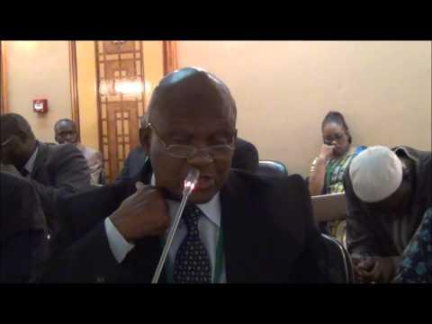 Atelier régional du lancement de la MOLOA - Guinée II