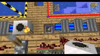 FTB Unleashed - Super Fast Quarry Tutorial (Fastest A